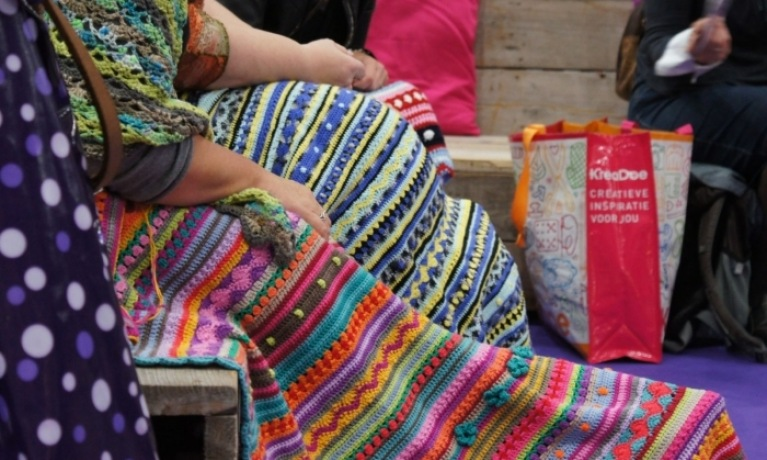 Crochet Along 2014 G Brouwer Zn