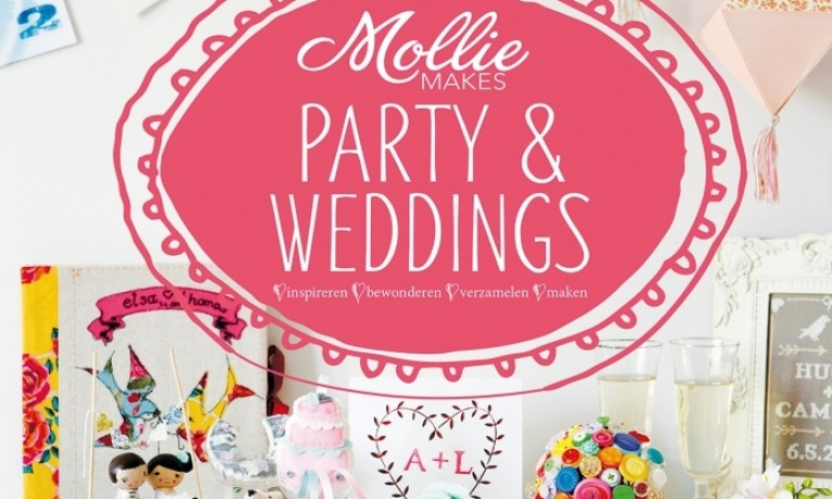 Mollie Makes Party and Weddings