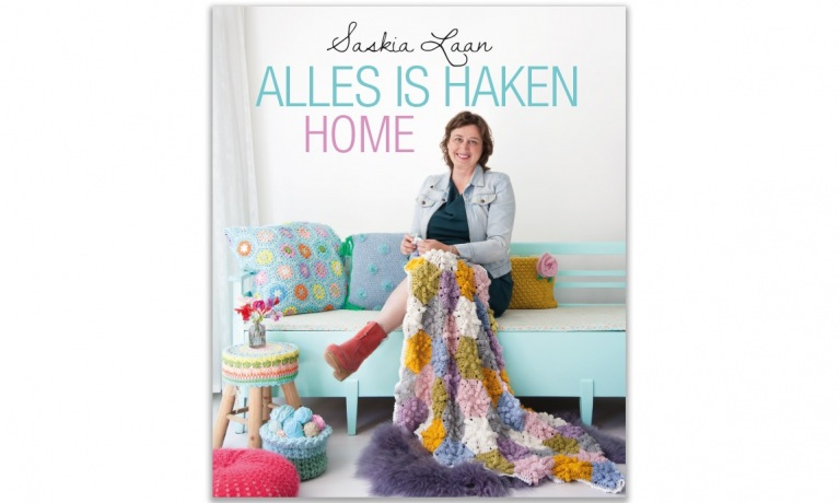 Alles is Haken Home van Saskia Laan