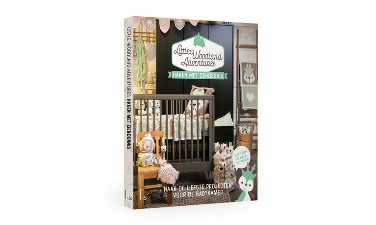 Little Woodland Adventures - haken met Dendennis