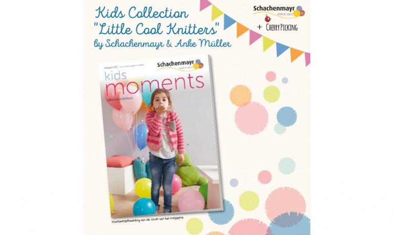 "Schachenmayr Kids Moments ""Little Cool Knitters"""