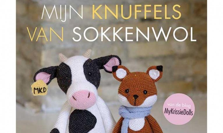 Mijn Knuffels Van Sokkenwol Kristel Droog Dekkers G Brouwer Zn