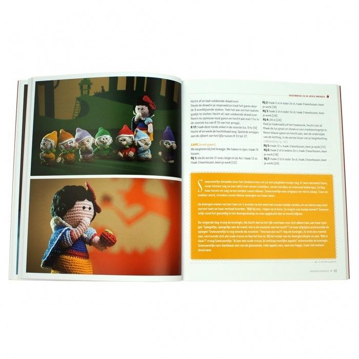 Amigurumi Schildkrote : Amigurumi Sprookjes van Tessa van Riet G Brouwer & Zn