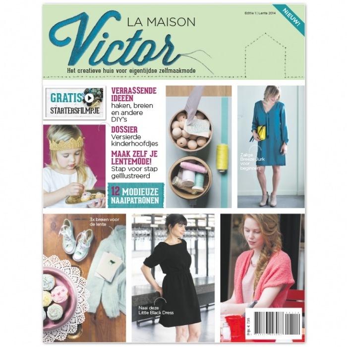 La maison victor magazine ventana blog for La maison victor abonnement