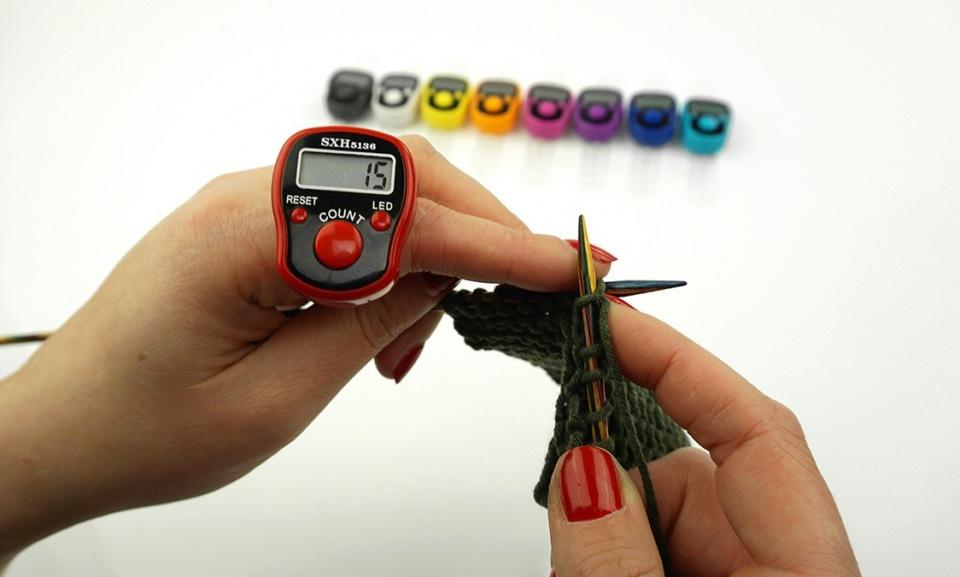 Digitale Toerenteller Met Led Verlichting G Brouwer Zn