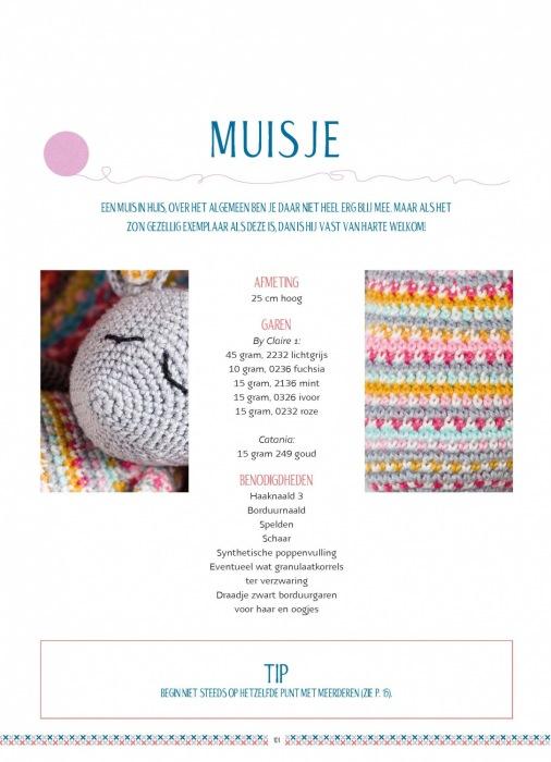 Happy Colours Haken Van Tessa Van Riet G Brouwer Zn